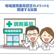 域連携薬局認定のメリットと関連する加算