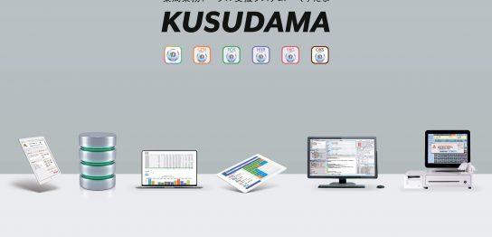 薬局業務トータル支援システム KUSUDAMA
