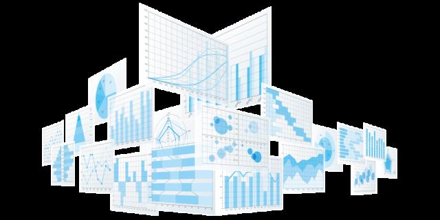 経営判断に役立つ 各種データ分析!