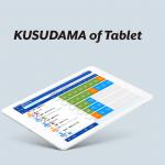 KUSUDAMA of Tablet