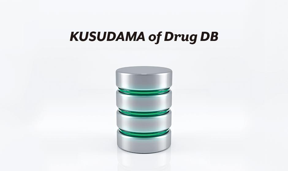KUSUDAMA of Drug DB